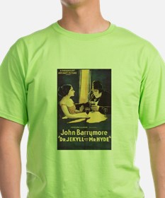 Dr. Jekyll and Mr. Hyde 1920 T-Shirt