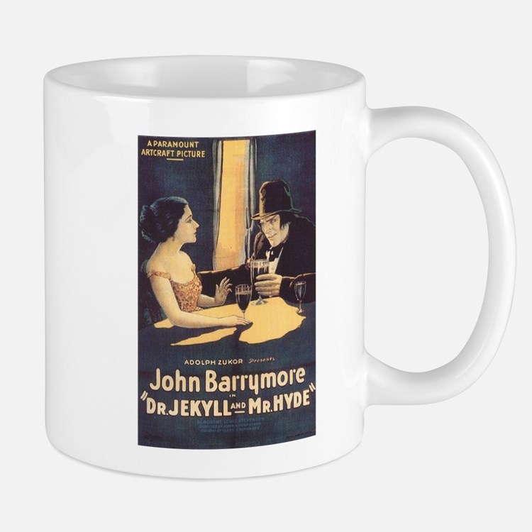 Dr. Jekyll and Mr. Hyde 1920 Mug