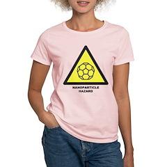 Women's Nanoparticle Hazard T-Shirt