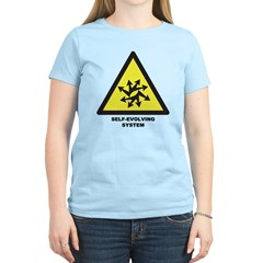 Women's Self-Evolving System T-Shirt