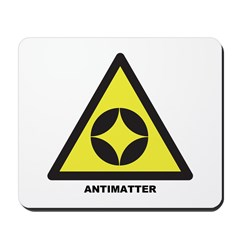 Antimatter Mousepad