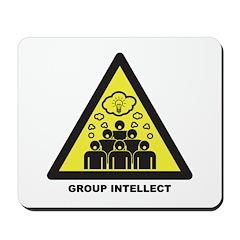 Group Intellect Mousepad