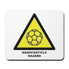 Nanoparticle Hazard Mousepad