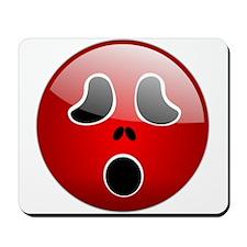 Halloween Spooky Smile face Mousepad