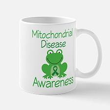 Mito Awareness Frog Mug