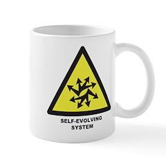 Self-Evolving System Mugs