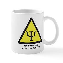 Macroscale Quantum System Mugs