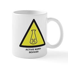 Active Nano-Devices Mug