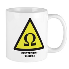 Existential Threat Mug