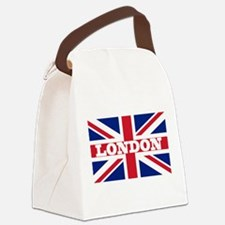 London1 Canvas Lunch Bag