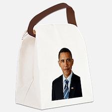 Obamacu.png Canvas Lunch Bag