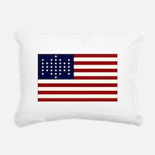 The Union Civil War.png Rectangular Canvas Pillow