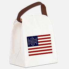 The Union Civil War.png Canvas Lunch Bag