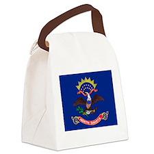 North_Dakota.png Canvas Lunch Bag