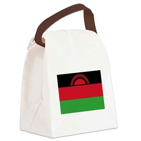 Malawi.svg.png Canvas Lunch Bag