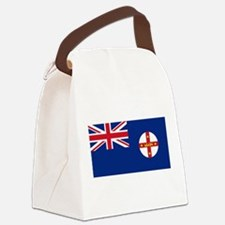 Flag_of_New_South_Wales.png Canvas Lunch Bag
