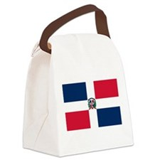 the_Dominican_Republic.png Canvas Lunch Bag