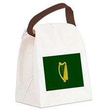 Irish Flag 2.png Canvas Lunch Bag