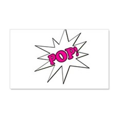 Pink Pop Wall Decal
