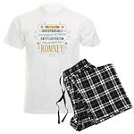 Irresponsible Entitled Men's Light Pajamas