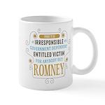Irresponsible Entitled Mug