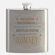 Irresponsible Entitled Flask