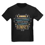 Irresponsible Entitled Kids Dark T-Shirt