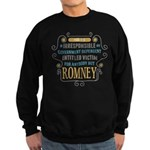 Irresponsible Entitled Sweatshirt (dark)