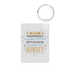 Irresponsible Entitled Keychains