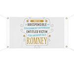Irresponsible Entitled Banner