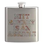 Mitt Romney is an Asshole Flask