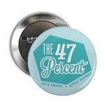 "The 47 Percent 2.25"" Button (100 pack)"