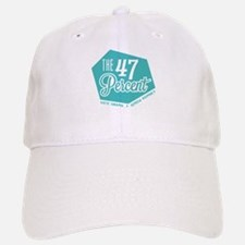 The 47 Percent Baseball Baseball Cap