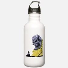 Disc Golf SKULL CAVE Water Bottle