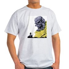 Disc Golf SKULL CAVE T-Shirt