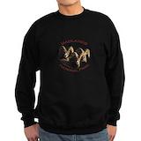 Badlands national park Sweatshirt (dark)