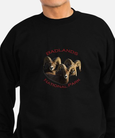 Badlands National Park Sweatshirt (dark)