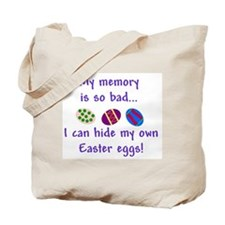 My memory is so bad...I can hide my own Easter egg