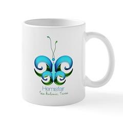 Hemisfair Butterlfy Mug