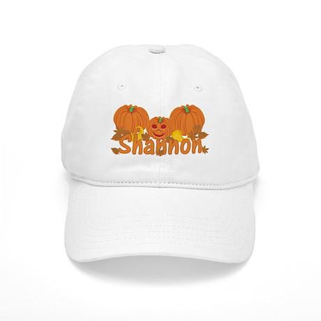 Halloween Pumpkin Shannon Cap