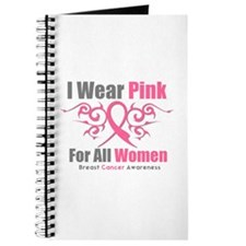 Pink Ribbon Tribal - Women Journal
