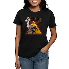 Zombie Alpacalypse Tee