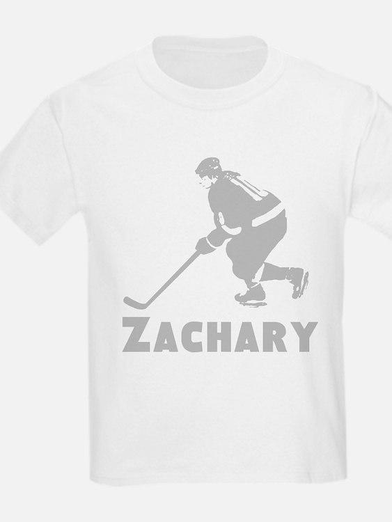 Personalized Hockey T-Shirt