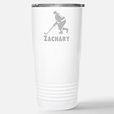 Personalized Hockey Travel Mug