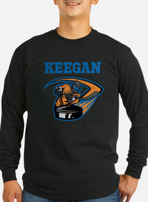 Personalized Hockey T