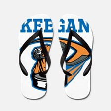 Personalized Hockey Flip Flops