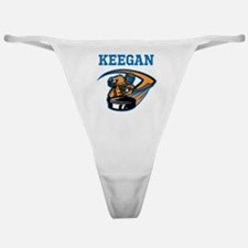 Personalized Hockey Classic Thong
