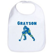 Personalized Hockey Bib