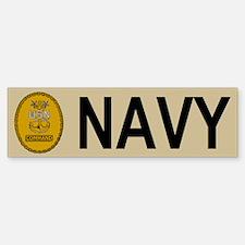 Command Master Chief<BR> Bumper Sticker 3