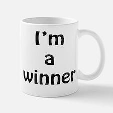 I'm a winner Mug